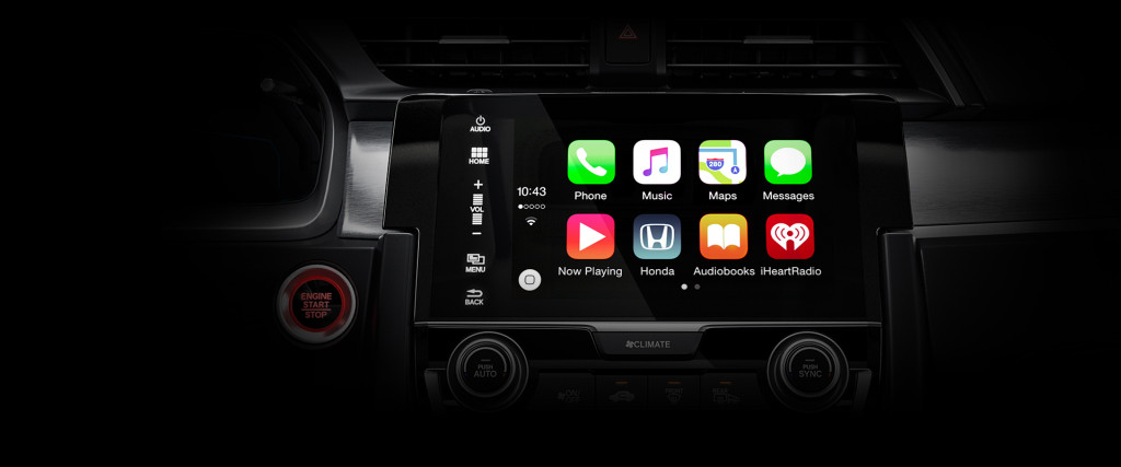 Android Auto and Apple Car Play