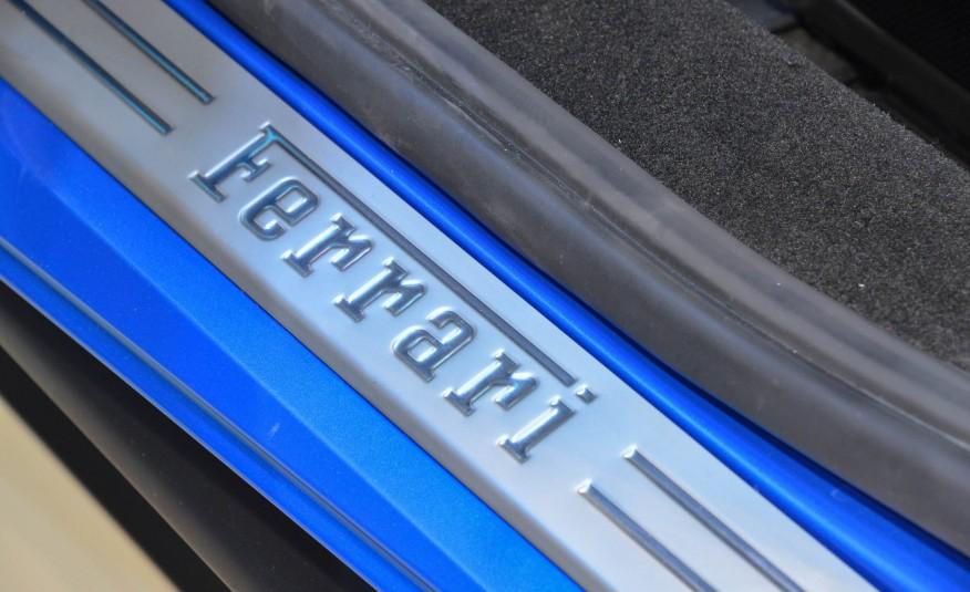 2016 Ferrari 488 Spider Footrest