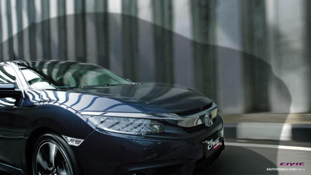 2016 Civic Turbo Roaring !