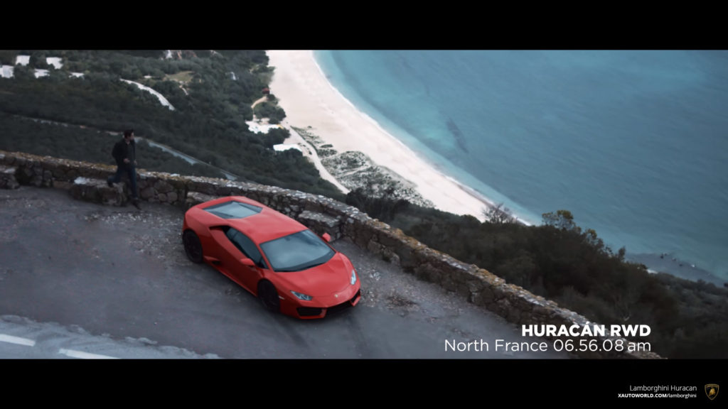 RWD Huracan Leaving North France For The Race