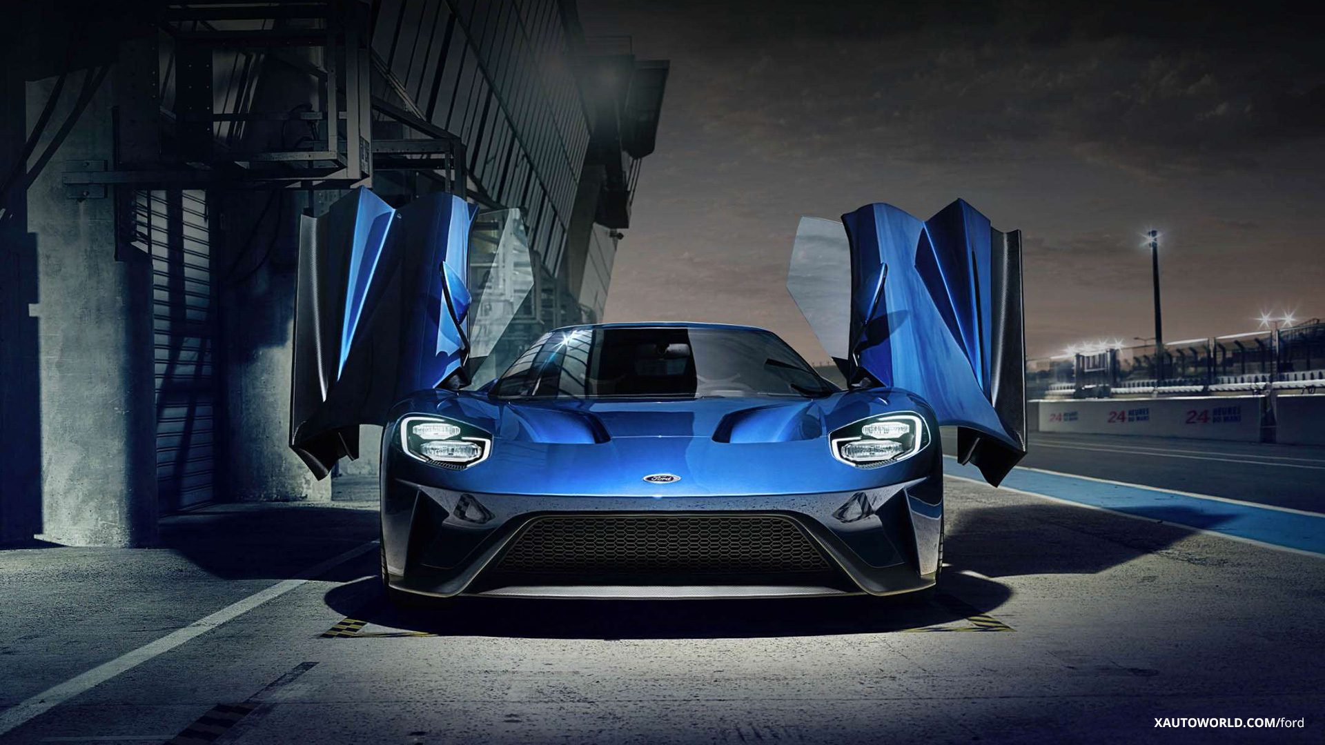 & 2017 Ford GT - A Sensation And A Future Investment
