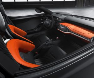 2017 Ford GT - Interior Launch Control