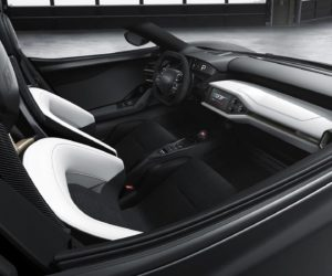 2017 Ford GT - Interior Re-Entry
