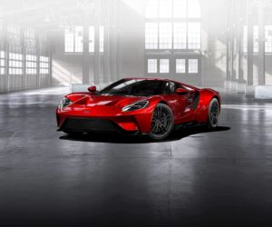 2017 Ford GT - LIquid Red