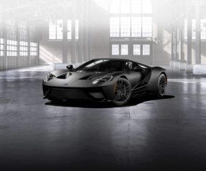 2017 Ford GT - Matte Black