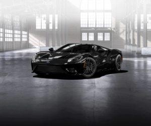 2017 Ford GT - Shadow Black