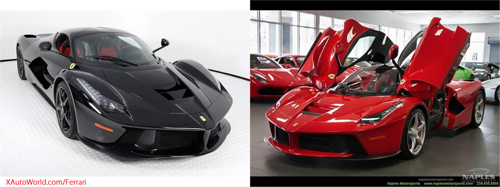 Two LaFerrari For Sale
