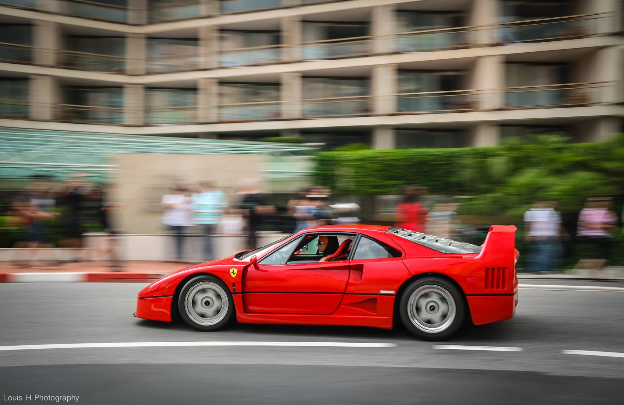 the legendary ferrari f40 - 2016 lego version and hd wallpapers