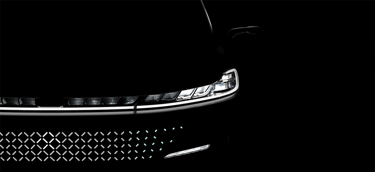 Faraday Future New Teasers of Production Car