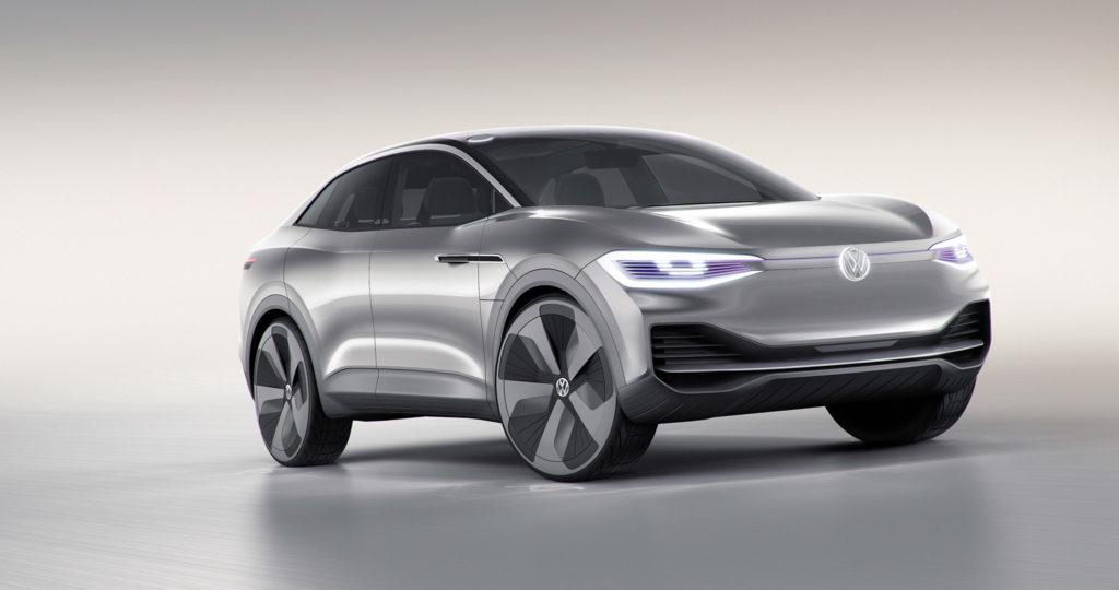 Volkswagen All Electric - I.D. CROZZ Concept
