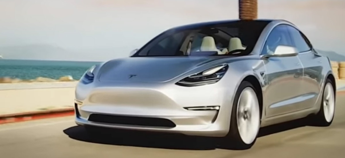 Model 3 Final Unveil July