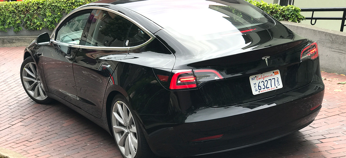 Tesla Model 3 ready for production from July 28, 2017
