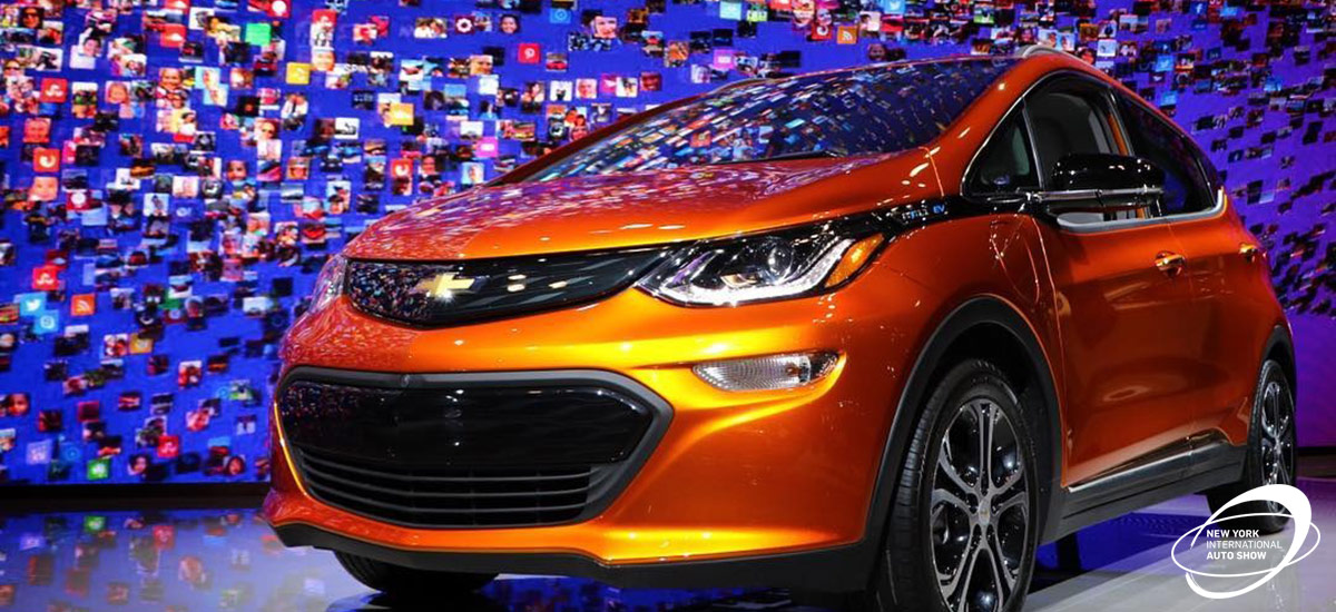 New York International Auto Show 2017 Electric/Hybrid car highlights