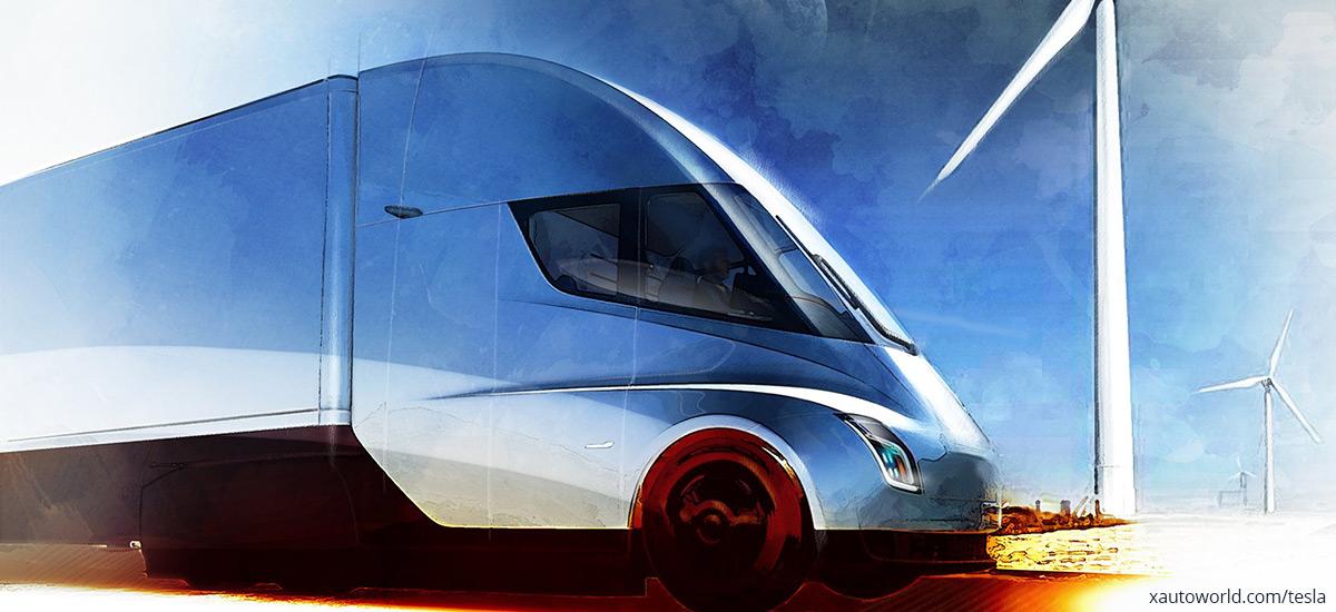 Tesla Semi Truck Pre-orders to date
