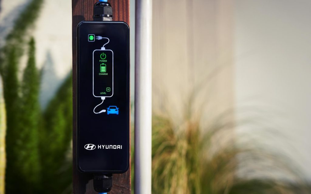 2019 Hyundai Kona Electric Home Wall Charger