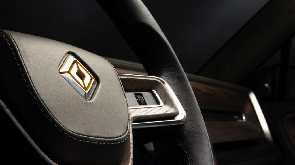 Rivian R1T Steering Wheel