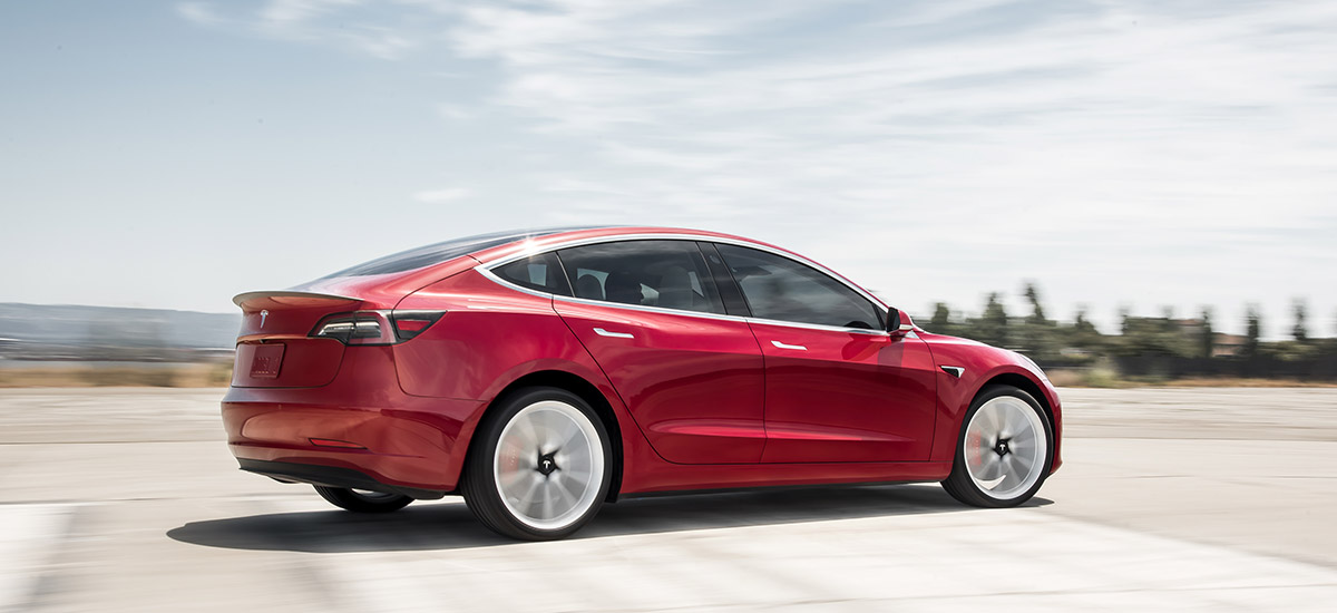 Tesla Model 3 Coming to Europe tomorrow