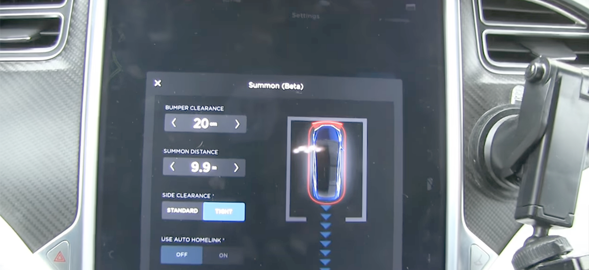 Tesla Smart Summon is coming to Model 3,S and X cars in ~6 weeks