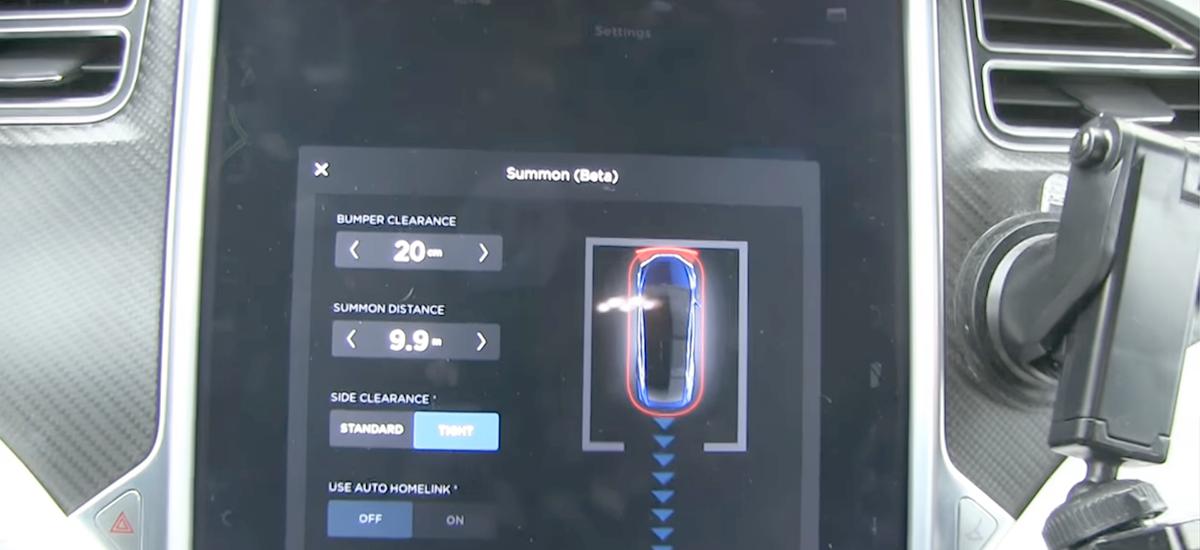 Tesla Smart Summon coming in ~6 weeks