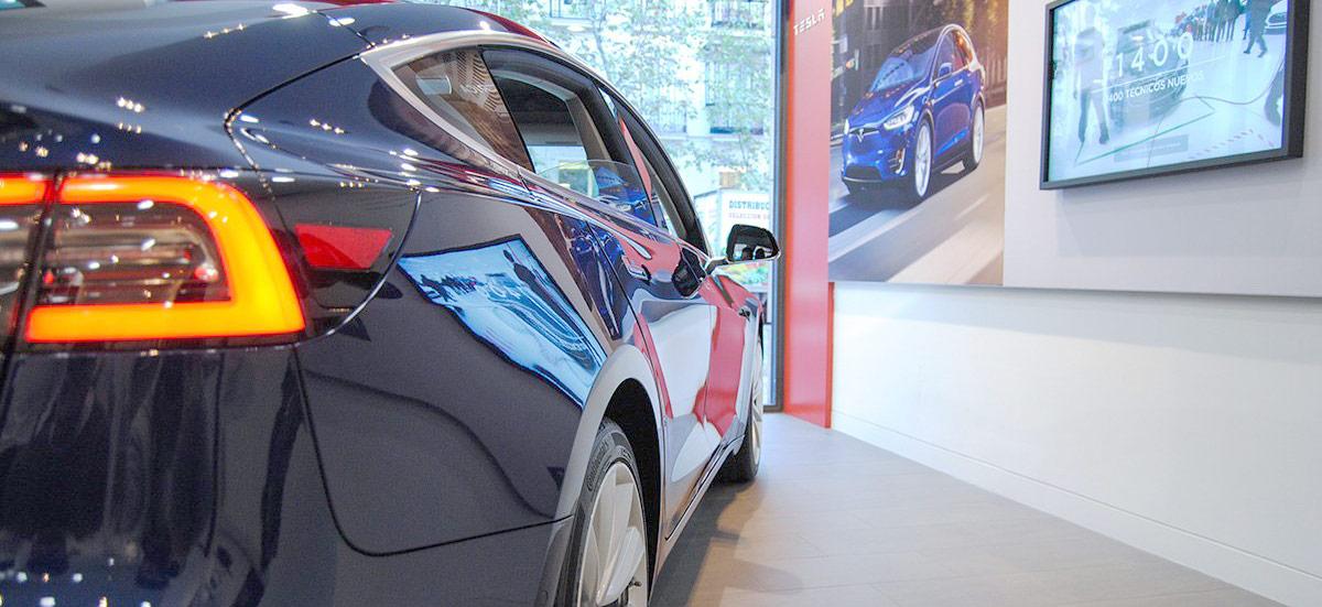 Tesla Model 3 in Europe