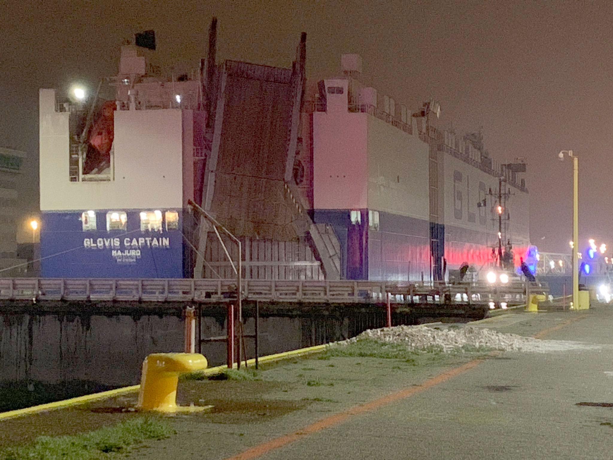 First Tesla Model 3 shipment reaches Europe, as Glovis Captain