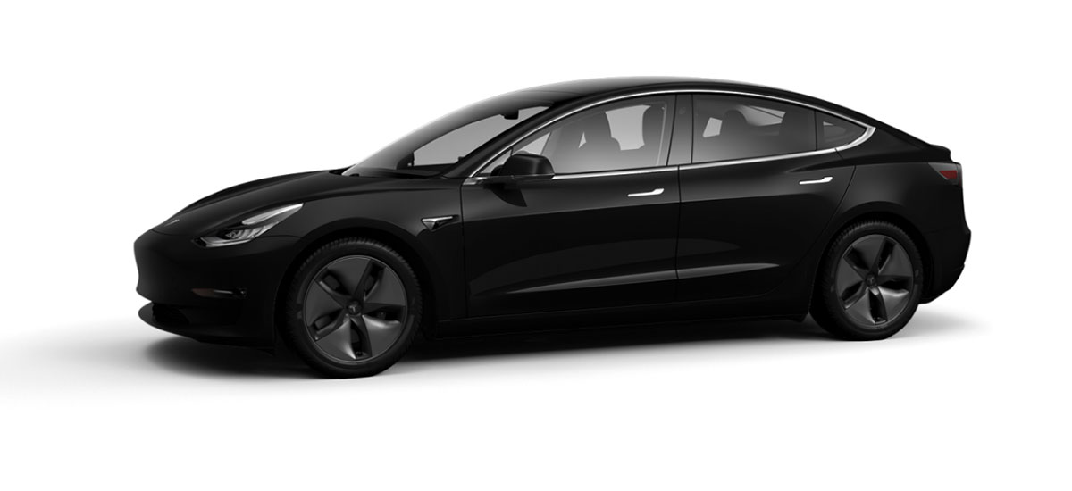 Tesla Model 3 Standard Range - The base variant