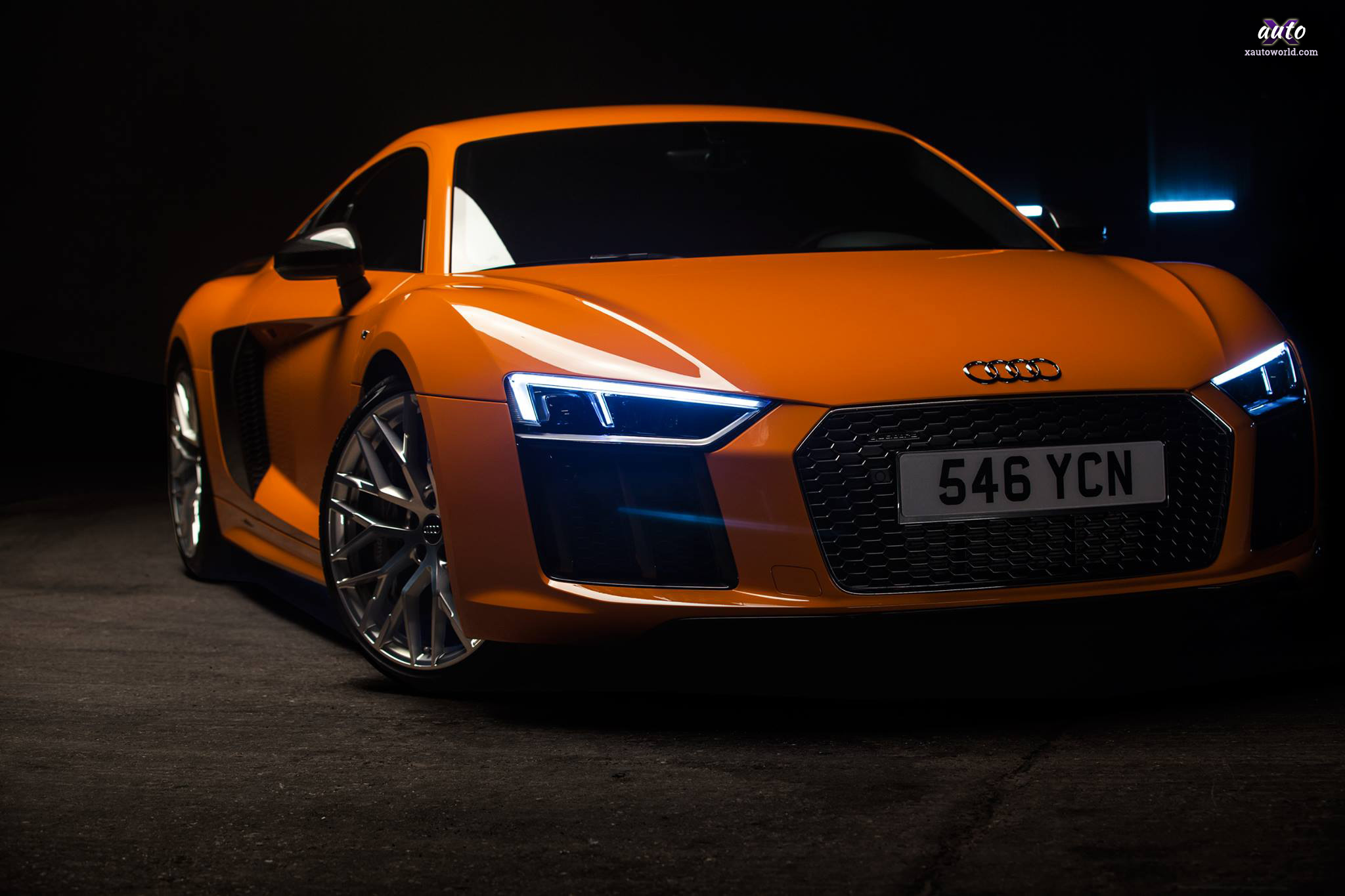 2017 R8 Front 03