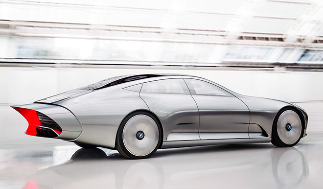 IAA Concept Car Sideview