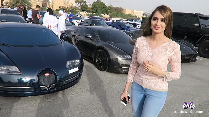 World's Most Expensive Auto Show Dubai