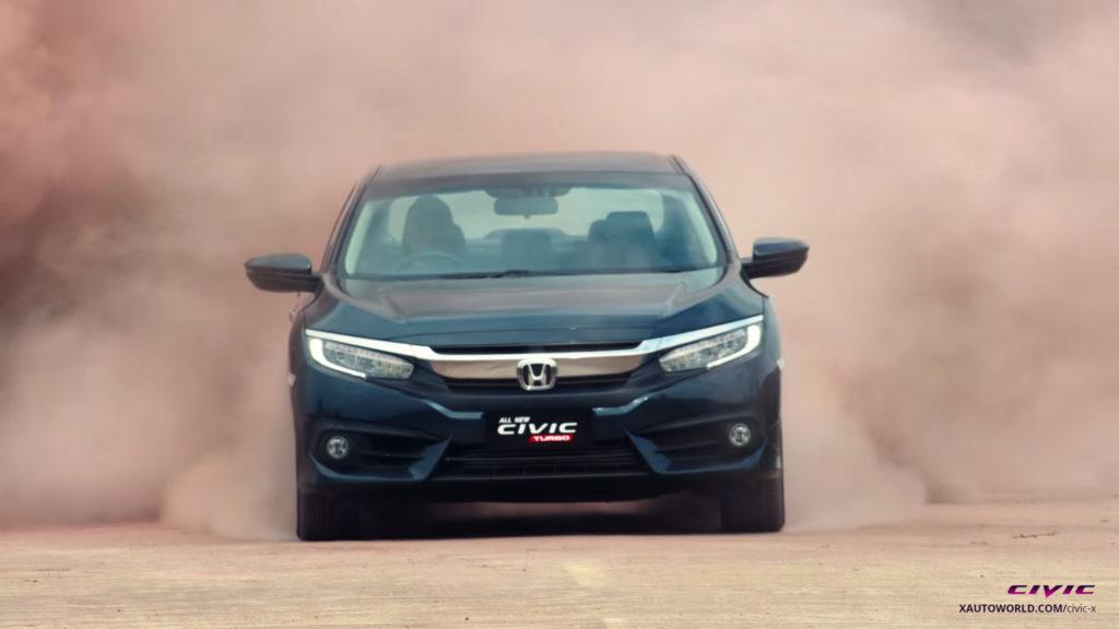 2016 Civic VTEC Turbo - Be Dominant