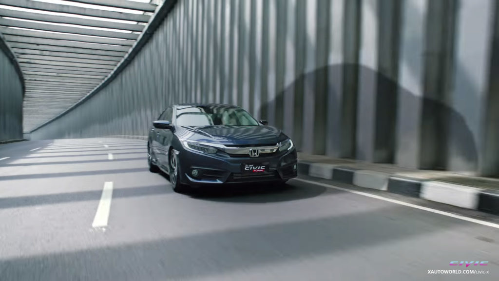 2016 Civic Turbo Front Racing