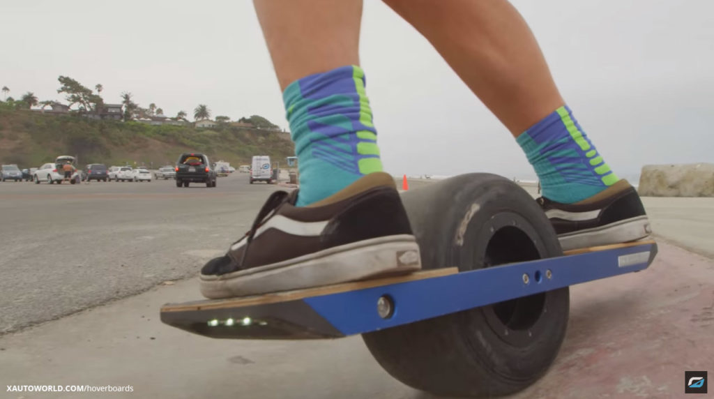 One Wheel Hoverboard by Future Motion