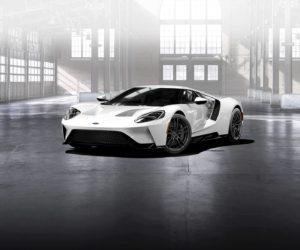 2017 Ford GT - Frozen White