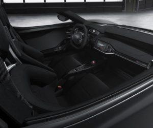 2017 Ford GT - Interior Dark Energy