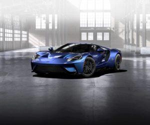 2017 Ford GT - LIquid Blue