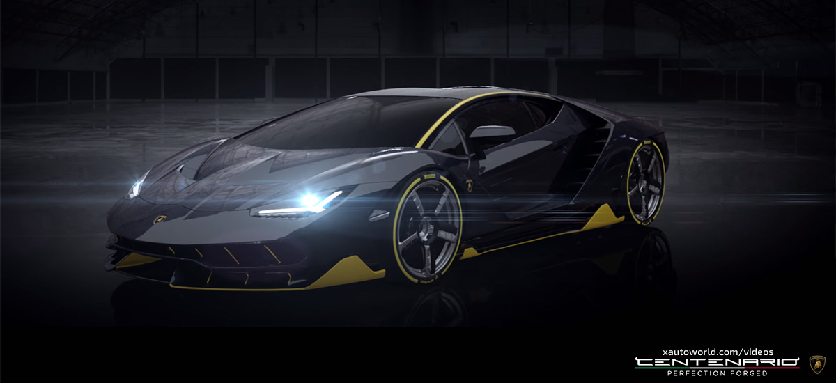 Best Lamborghini Centenario Videos