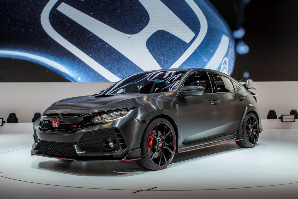 2017 Civic Type-R