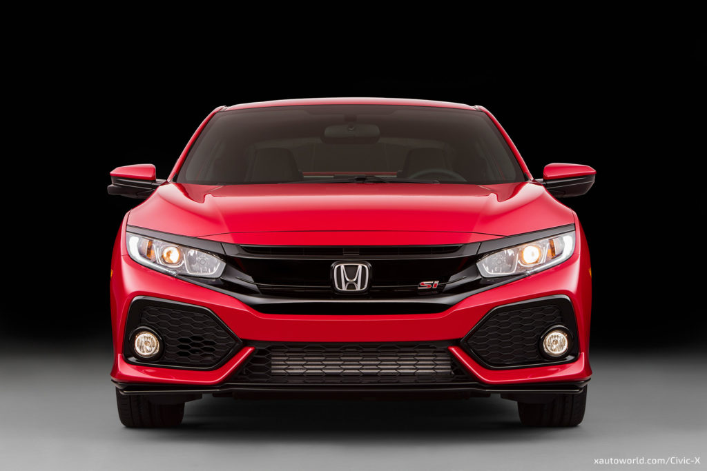2017 Civic Si - Front View