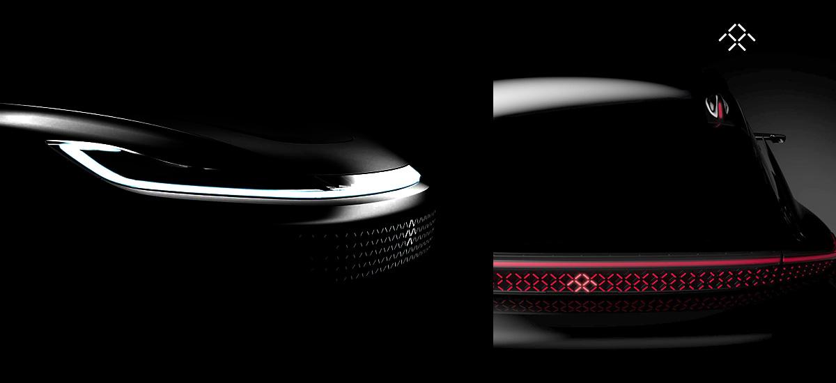 Faraday Future Production Car Teasers