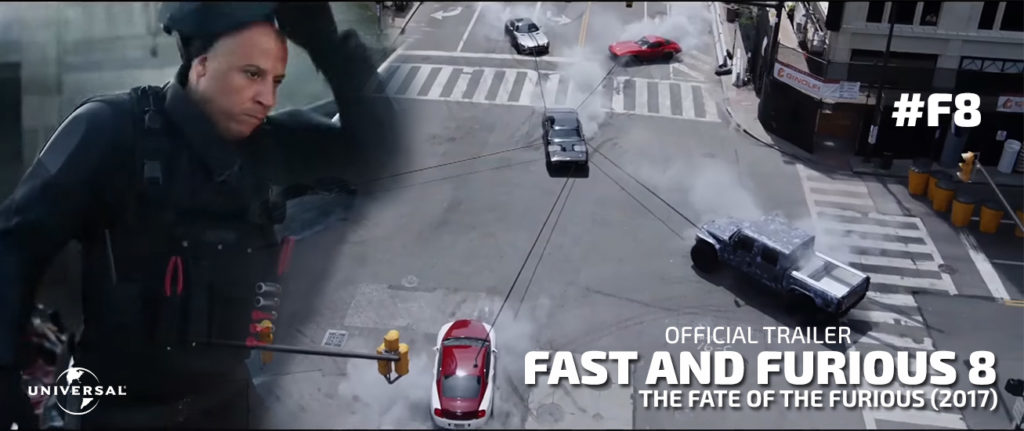 Fast And Furious 8 Trailer & HD Gallery