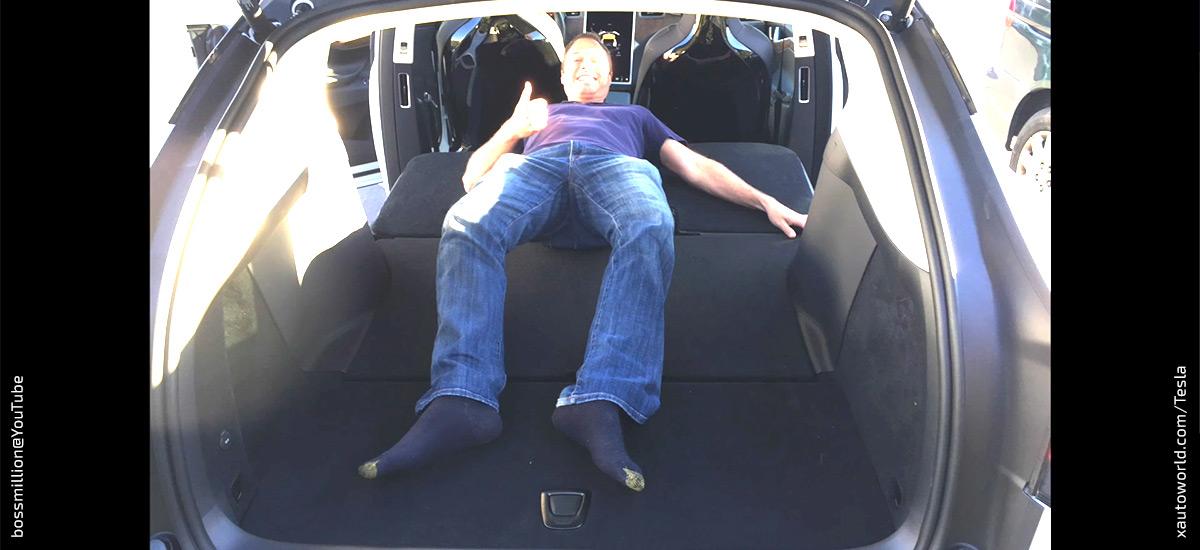 Tesla Model X 5 Seat Configuration