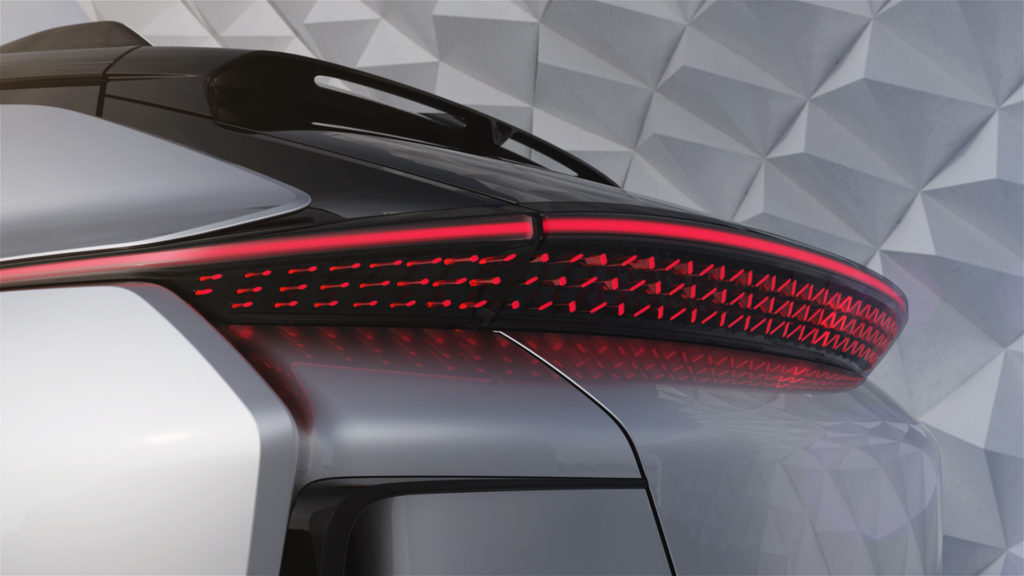 FF 91's Rear Lights
