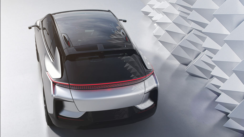 FF 91 - Rear Aerial View