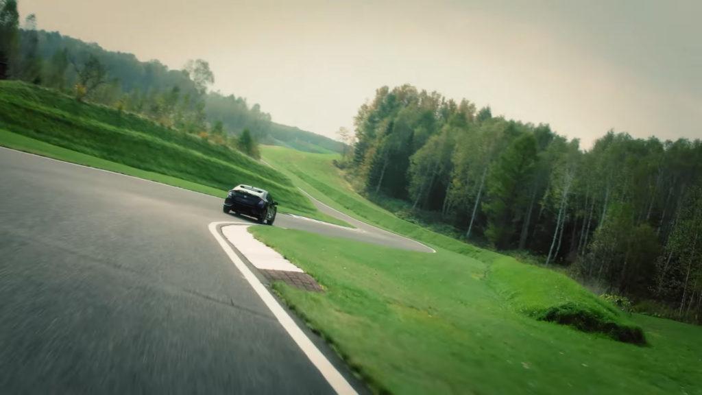Civic 5 Door Hatchback