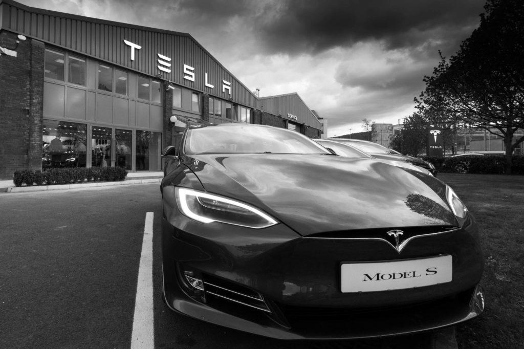 Tesla Service Center Dublin Ireland
