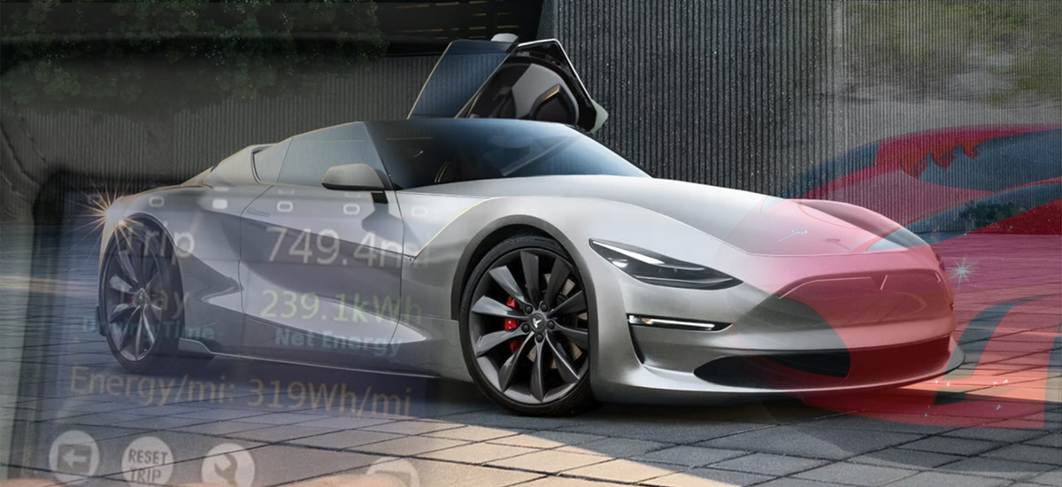 Tesla Roadster's Future is Convertible