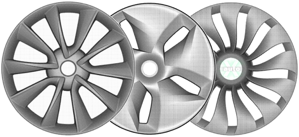 Tesla Model 3 Wheels: Three Design Get Patent Approval