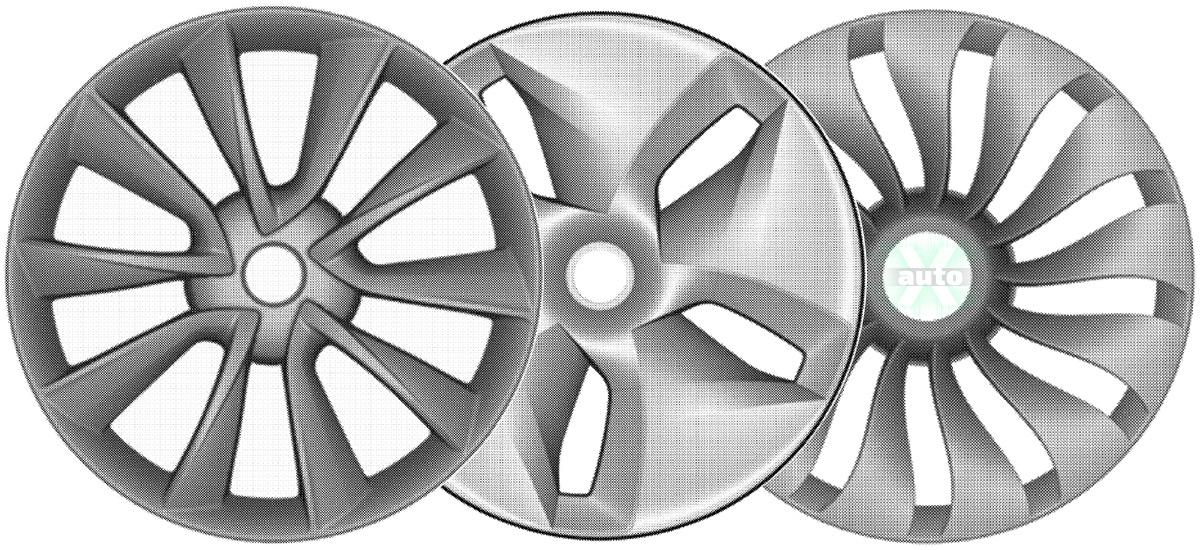 Tesla Model 3 wheels: Three design patents published - X Auto
