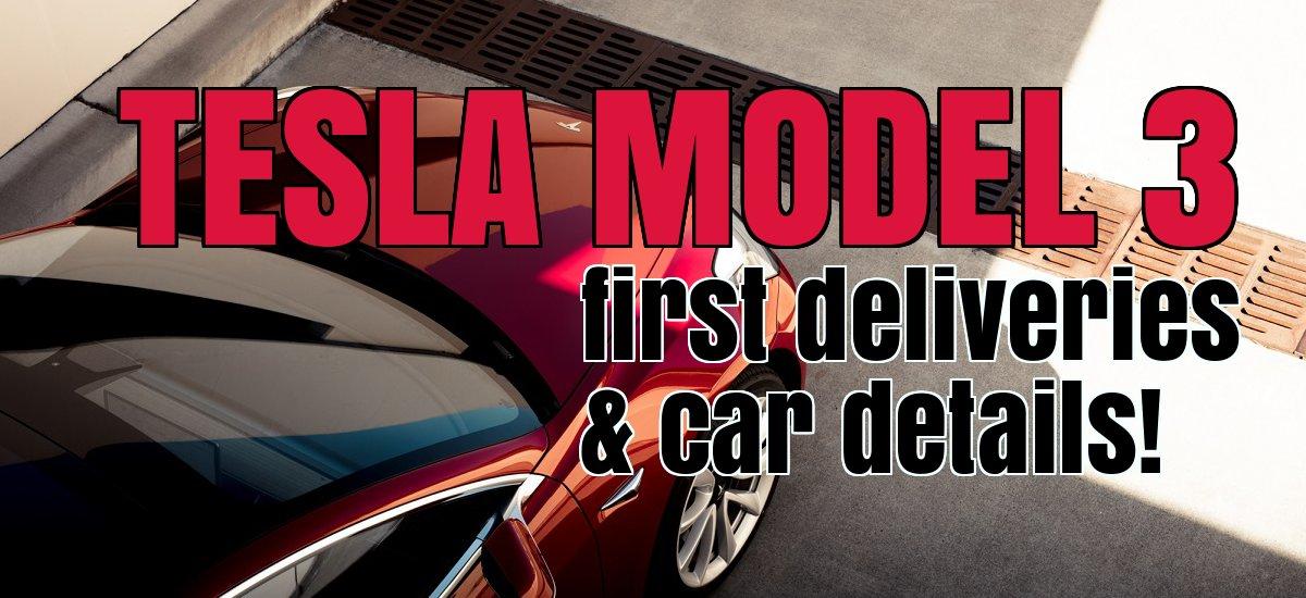 Model 3 UK