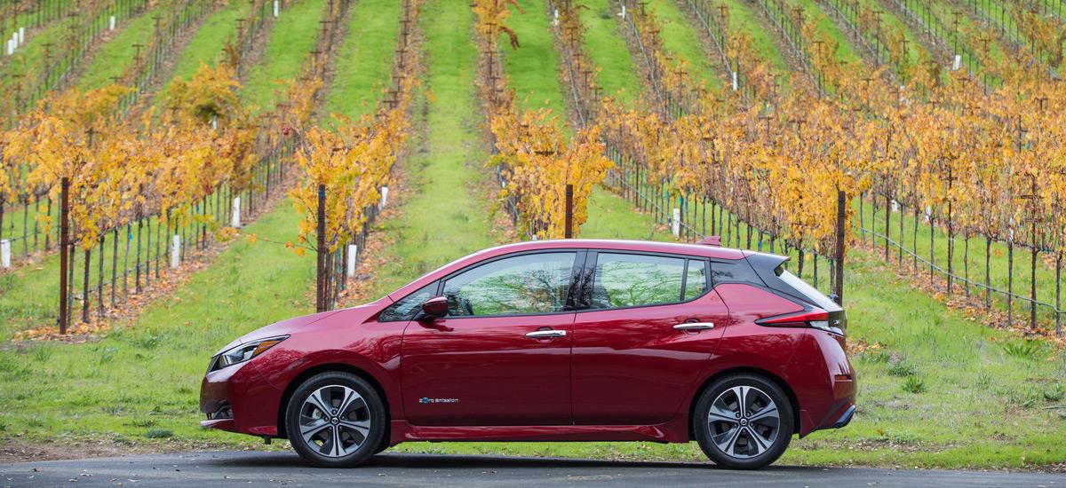 Nissan Leaf - 2018 World Green Car
